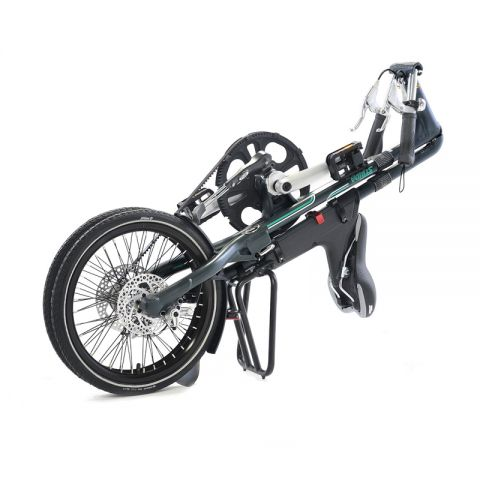 Bionx Electric Bike Bicycle Conversion Folding Bicycle on new