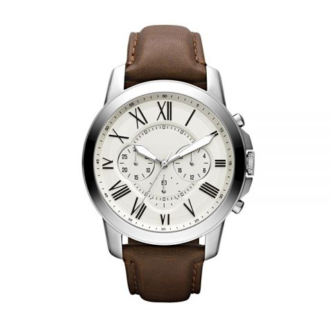 Laurels Original LO-DIP-30 Leather Analog Watch