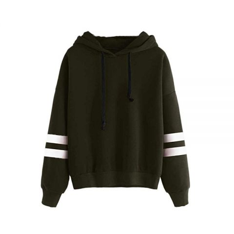 Womens Fashion Sweatshirt Electric Pressure
