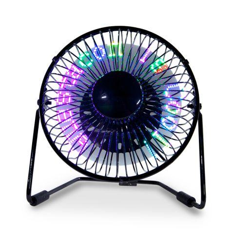 Table Air Circulator Fan HT-900, Black