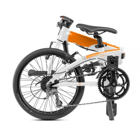 Bionx Electric Bike Bicycle  Conversion on Black